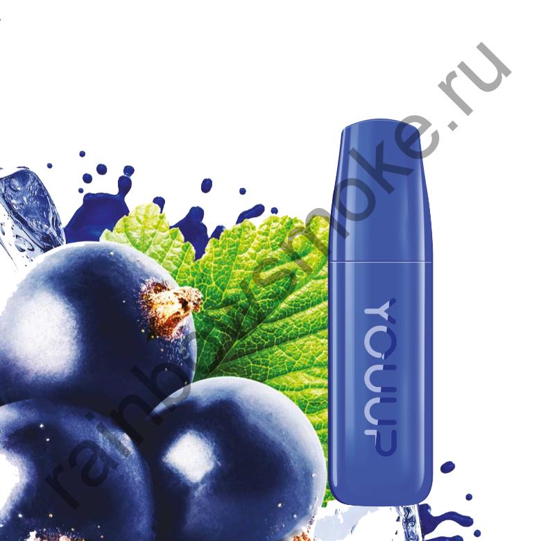 Электронная сигарета Dexx YOUUP СМОРОДИНА 1,8% NIC (Currant)