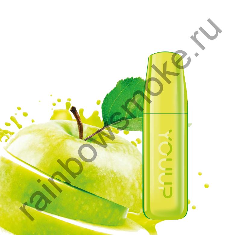 Электронная сигарета Dexx YOUUP ЯБЛОКО 1,2% NIC (Apple)