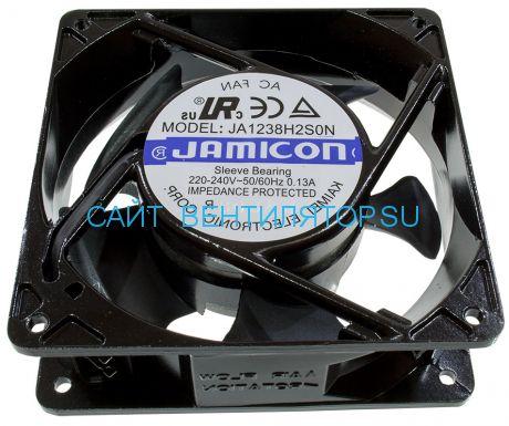 Вентилятор 120*38 220в 0.13А JA1238H2S010N-T-R