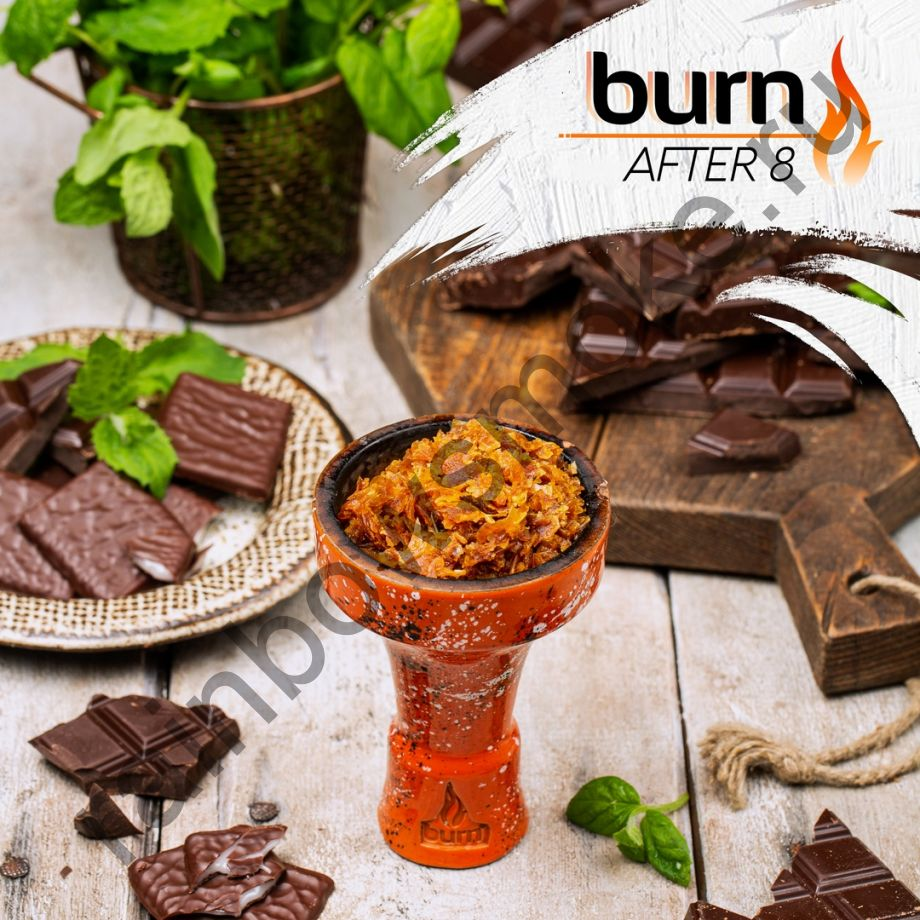Burn 200 гр - After Eight (После восьми)