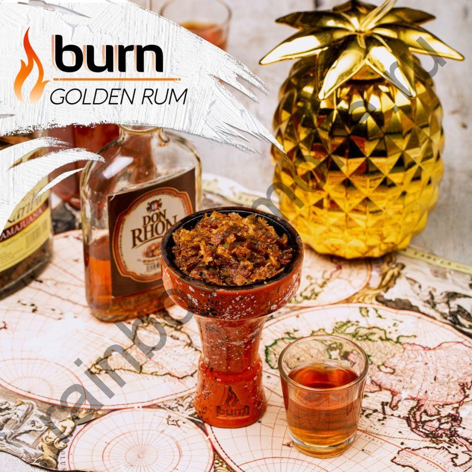 Burn 200 гр - Golden Rum (Золотой Ром)