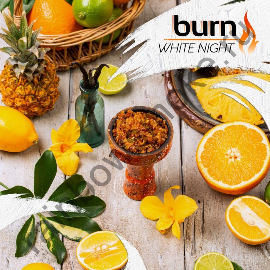 Burn 200 гр - White Night (Белая Ночь)