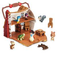 набор: мини домик с аксессуарами Белоснежка, Disney Store купить