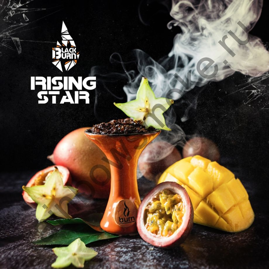 Black Burn 100 гр - Rising Star (Восходящая Звезда)