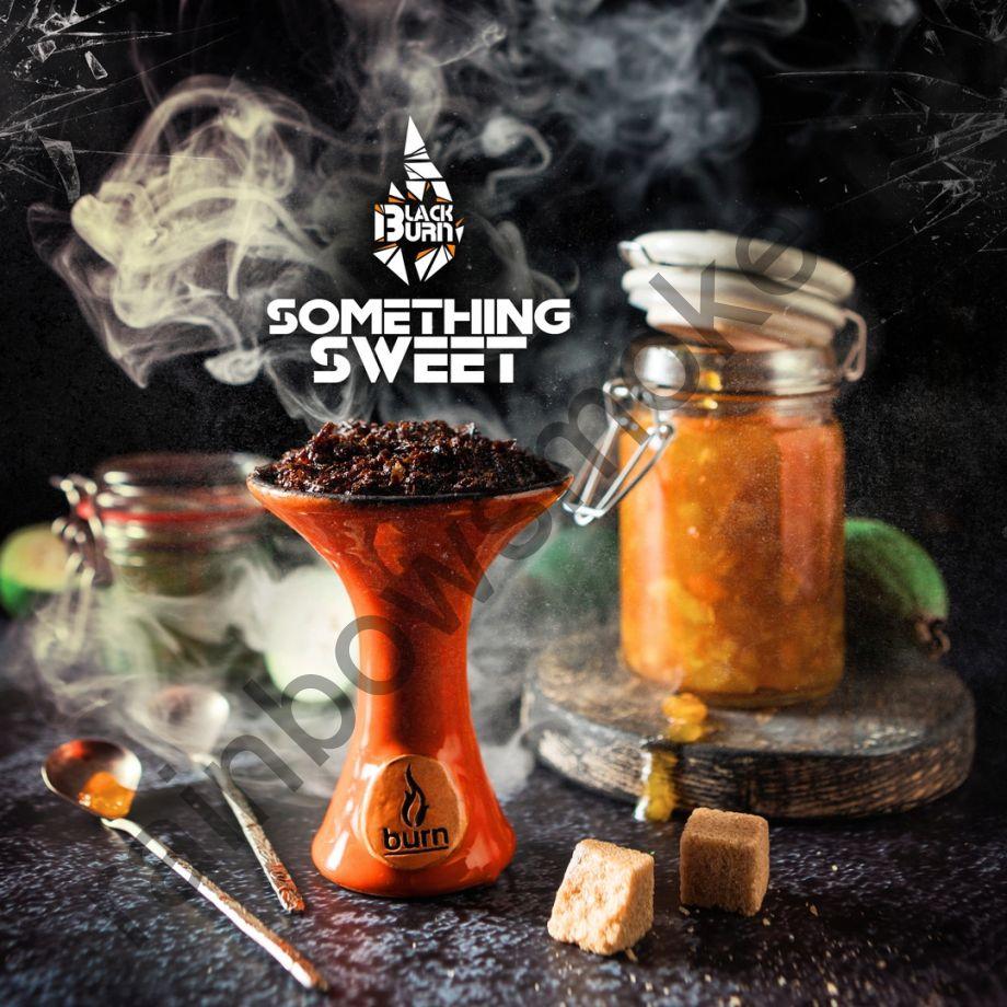 Black Burn 100 гр - Something Sweet (Что-то Сладкое)
