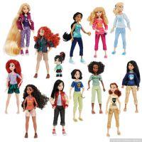 Набор кукол Ваниллопа с принцессами – Ральф против интернета купить