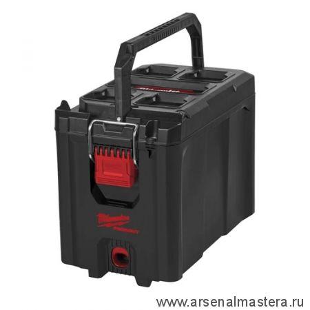 Ящик для инструмента Milwaukee PACKOUT COMPACT BOX пустой 4932471723