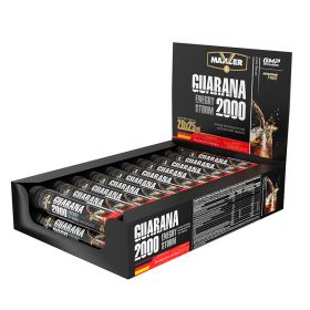 Maxler Guarana Energy Storm 2000 25 мл