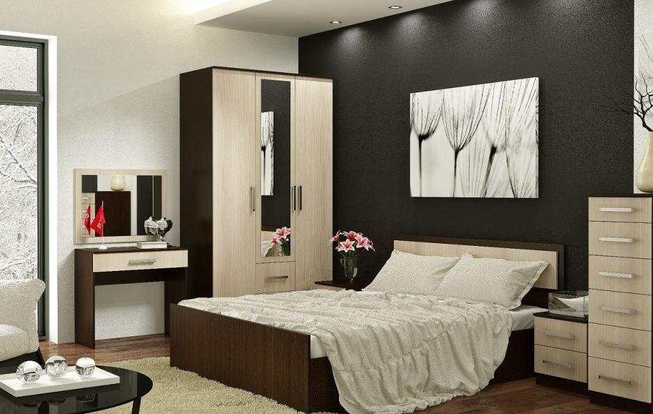 Спальня Фиеста (вариант 2)