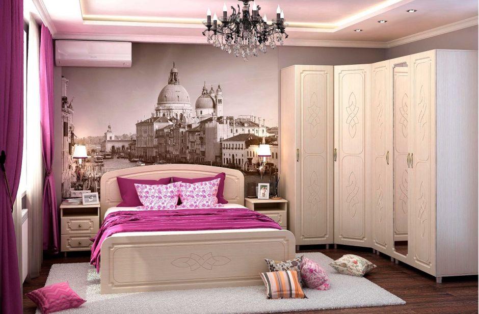 Спальня Виктория (вариант 1)