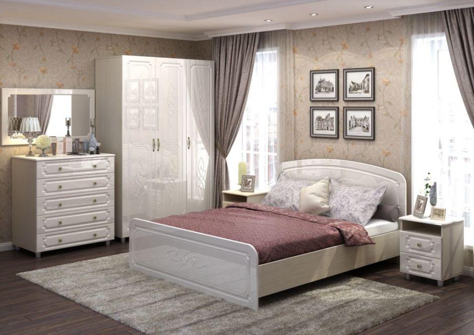 Спальня Виктория (вариант 4)