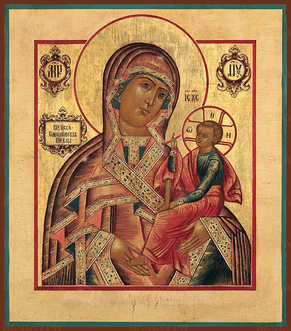 Шуйско-Смоленская икона Божией Матери