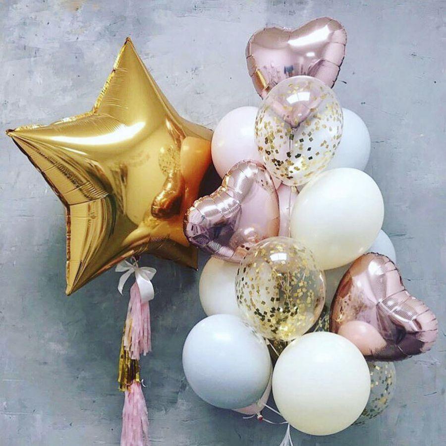 Гелиевые шары композиция №2