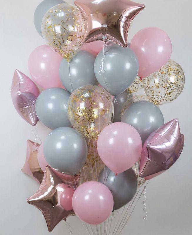 Гелиевые шары композиция №20