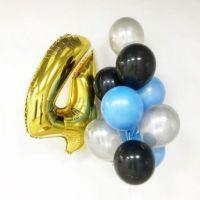 Гелиевые шары композиция №34