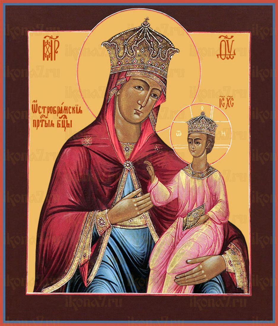Остробрамская икона Божией Матери