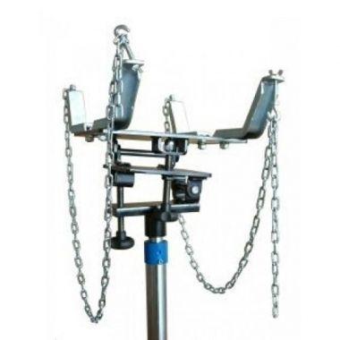 Поворотный стол для трансмиссионной стойки, г/п-300 кг, OMA, 1606.1(606.1)