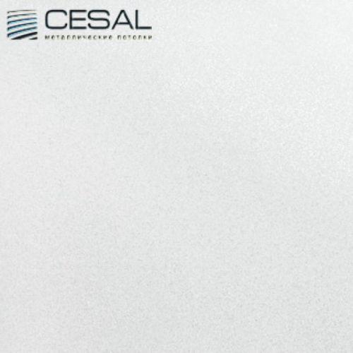 Кассета 300х300 жемчужно-белый Cesal С01