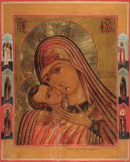Днепрская икона Божией Матери