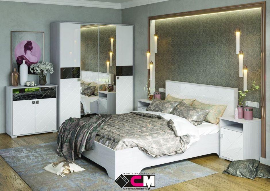 Спальня Сальма (вариант 1)