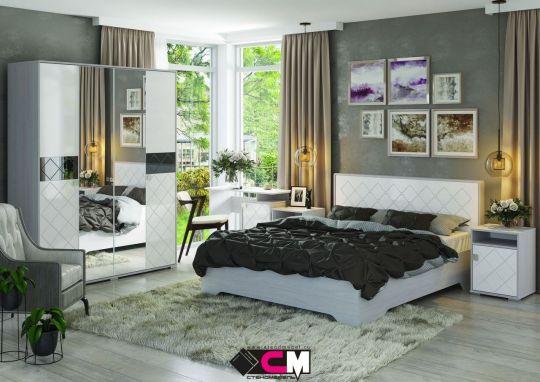 Спальня Сальма (вариант 4)