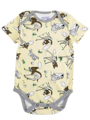 Боди для новорожденных Bonito Бэмби