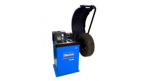 Стенд балансировочный, синий TB200 220V C