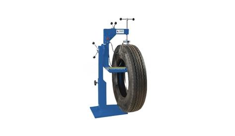 Вулканизатор для груз и лег шин на подставке, 2х400Вт,220В