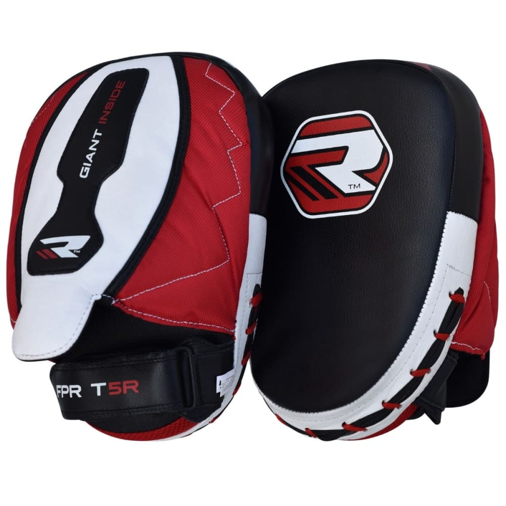 Боксерские лапы RDX T5R PRO