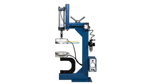 Вулканизатор для камер и малогабар шин пневматический, 2х400
