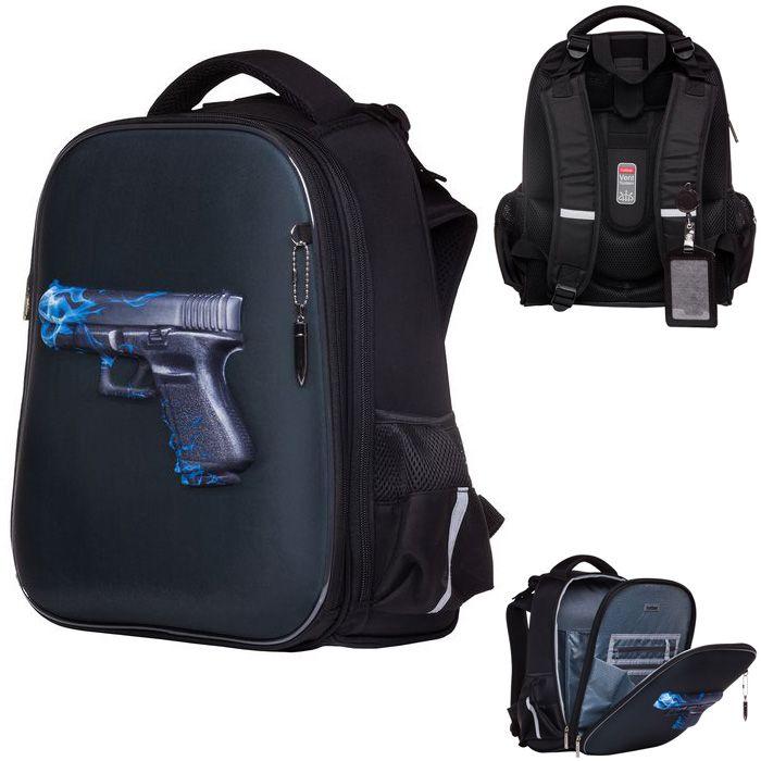 Рюкзак ERGONOMIC Fire gun Hatber