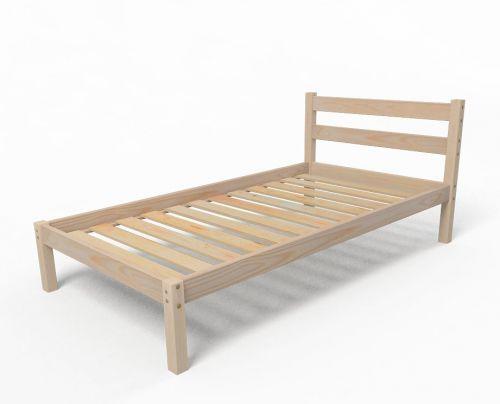Кровать Соня Слим Сосна
