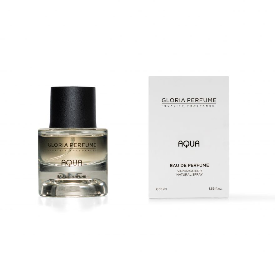 GLORIA PERFUME AQUA MEN (BVLGARI ACQUA) 55МЛ