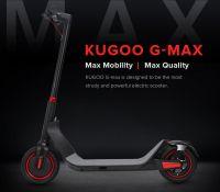 Kugoo G-Max черный