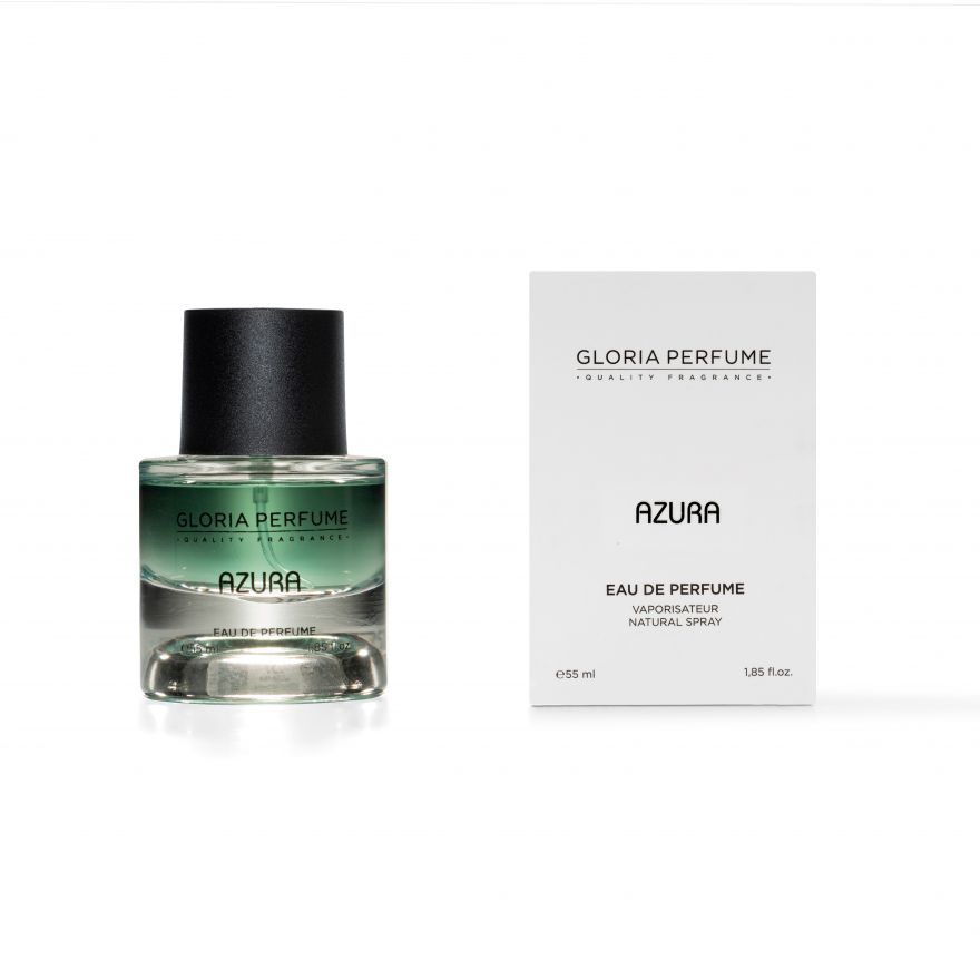 GLORIA PERFUME AZURA MEN (CHROME AZZARO-AZZARO) 55МЛ
