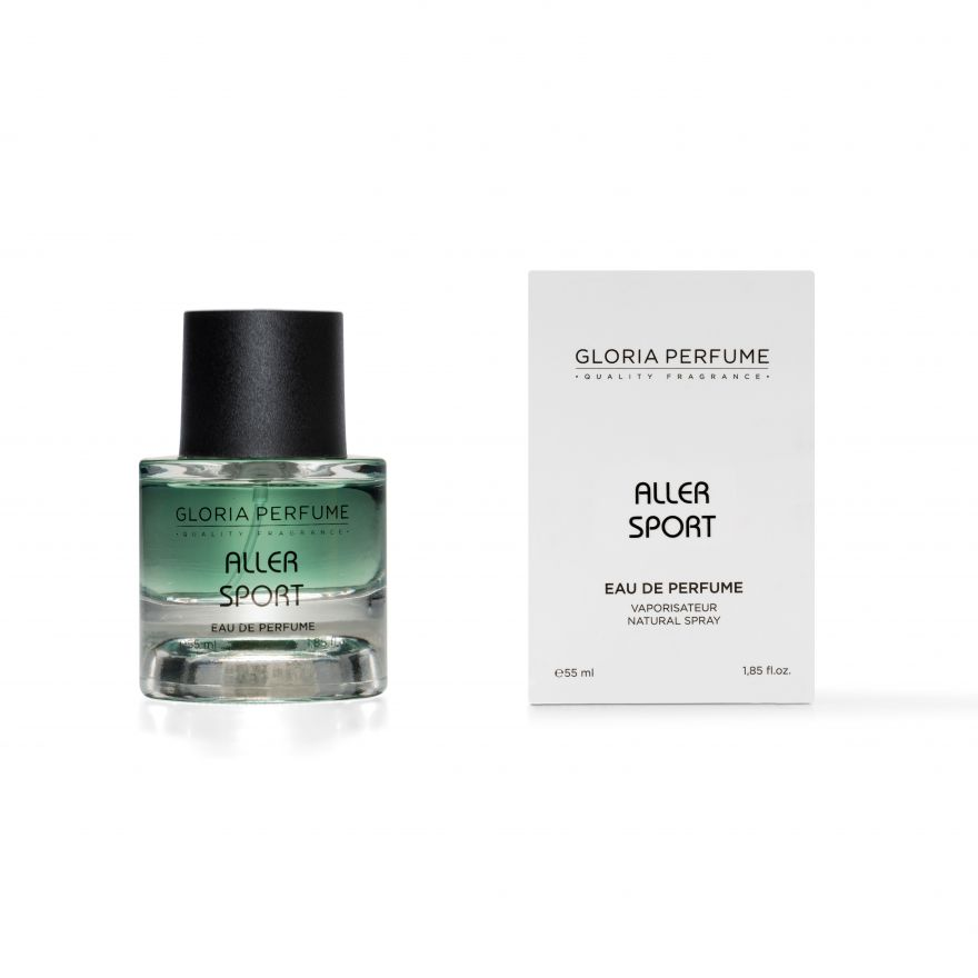 GLORIA PERFUME ALLER SPORT MEN (CHANEL ALLURE SPORT) 55мл
