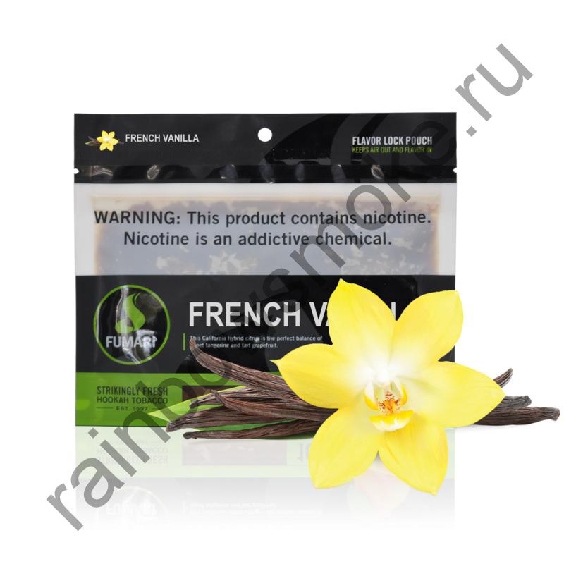 Fumari 100 гр - French Vanilla (Французская Ваниль)