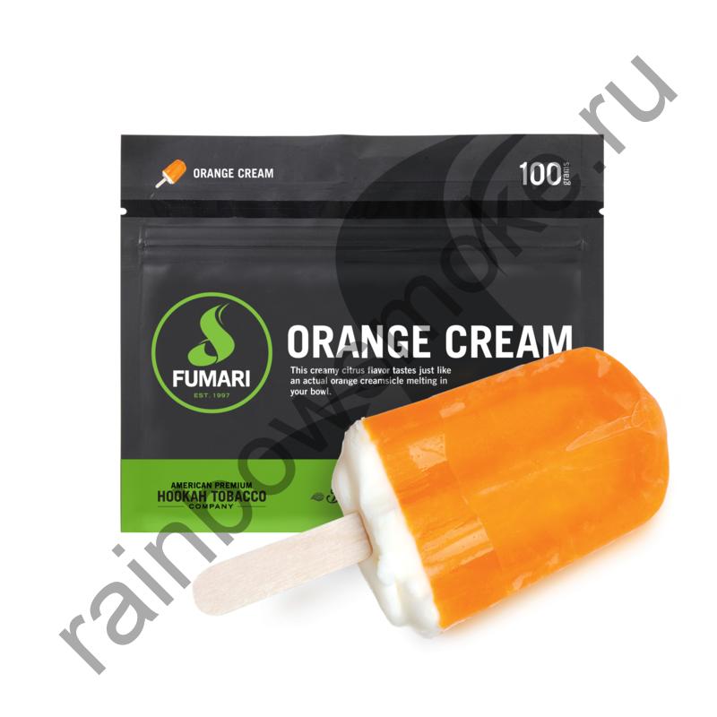 Fumari 100 гр - Orange Cream (Апельсиновые сливки)