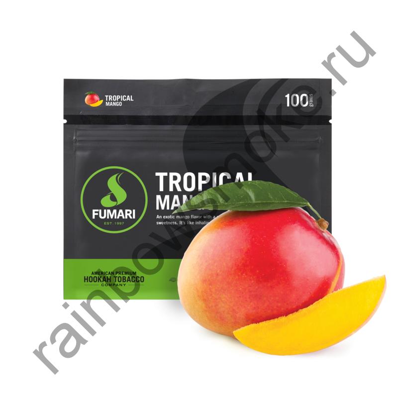 Fumari 100 гр - Tropical Mango (Тропический Манго)