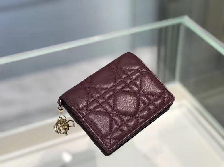 Кошелёк Dior 11x9 cm