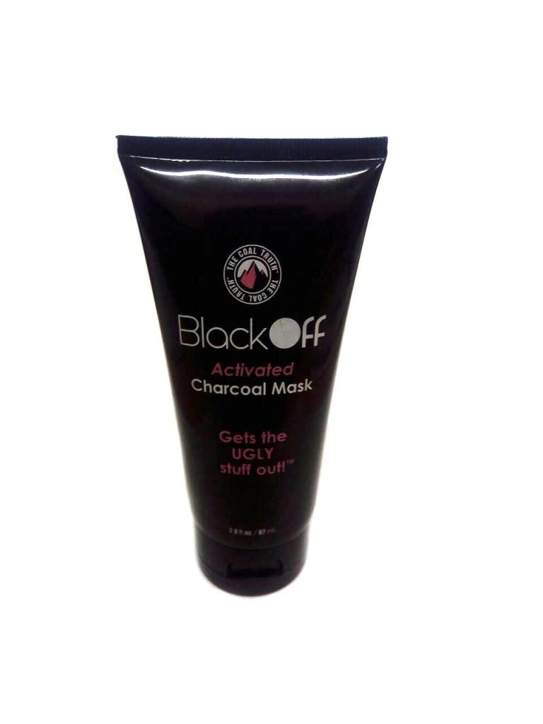 Органическая маска от чёрных точек BLACK OFF