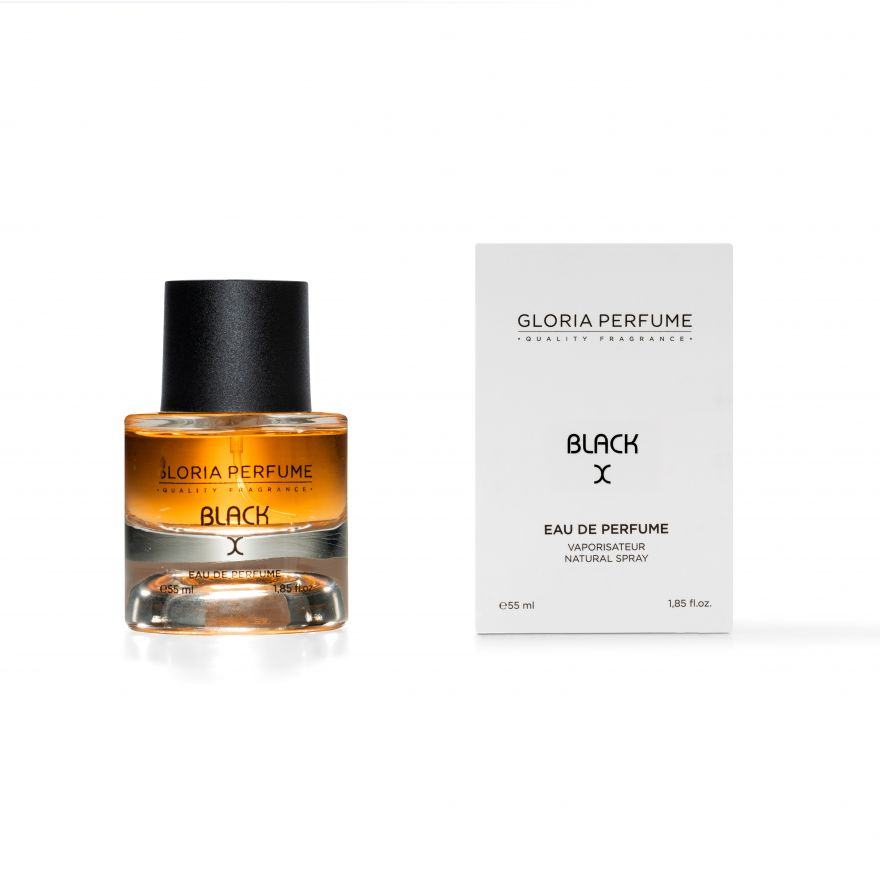 GLORIA PERFUME BLACK X MEN (PACO RABANNE-BLACK XS) 55МЛ
