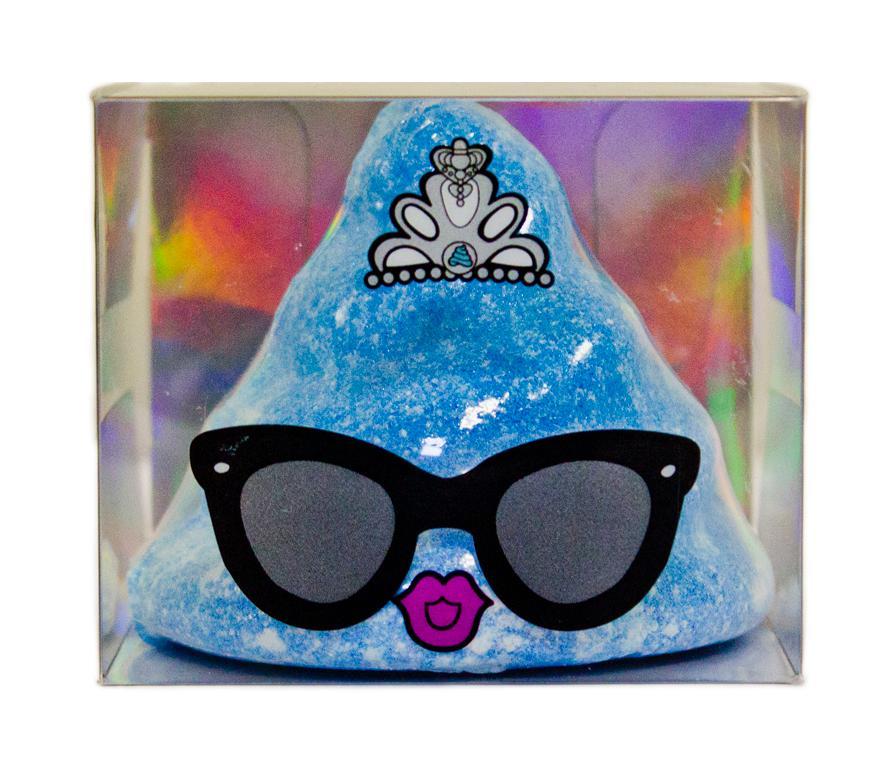 Ароматическая бомбочка POOPSIE SLIME SURPRISE! 68-0007-B для ванны, синяя