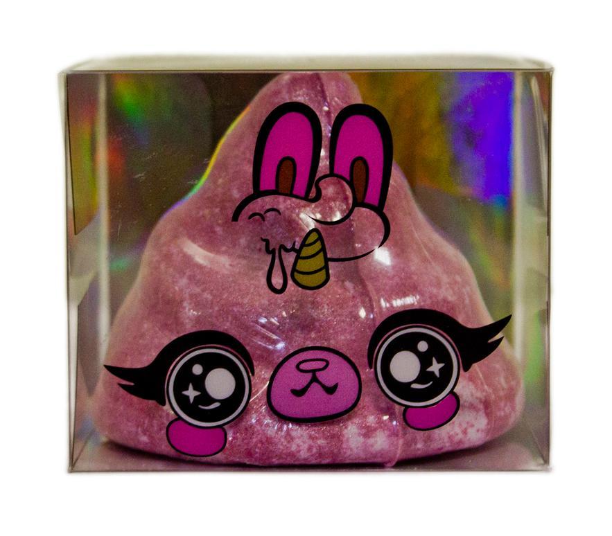 Ароматическая бомбочка POOPSIE SLIME SURPRISE! 68-0007-P для ванны, розовая