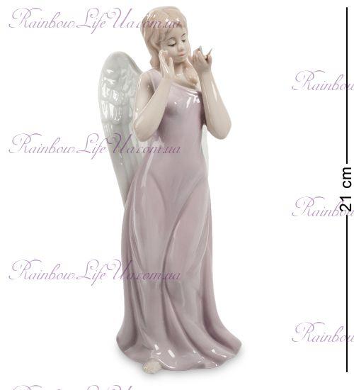 "Фигурка девушка - ангел JP-10/23 ""Pavone"""