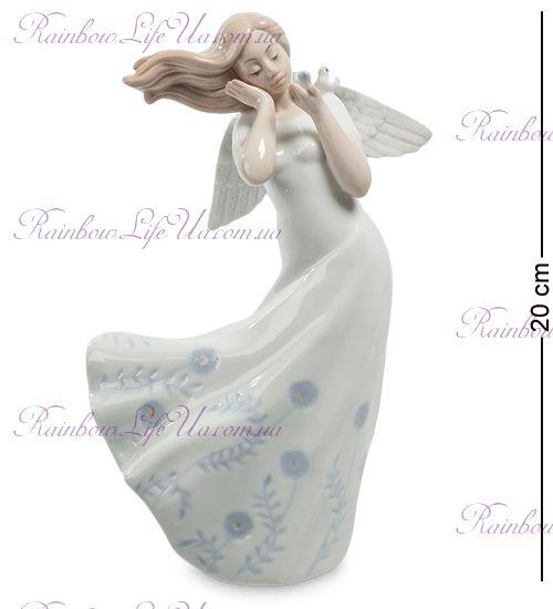 "Фигурка девушка - ангел JP-10/22 ""Pavone"""