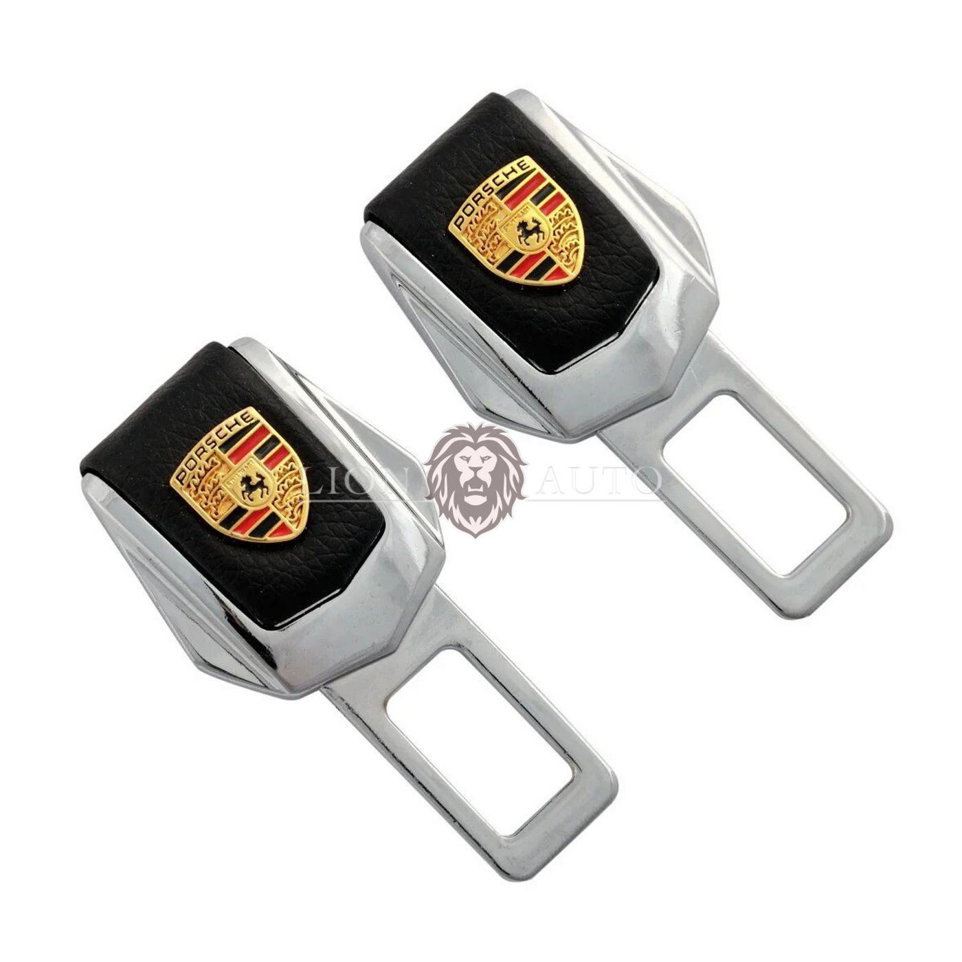Заглушки ремня безопасности на Porsche (набор)