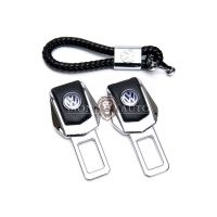 Заглушки ремня безопасности на Volkswagen (набор)