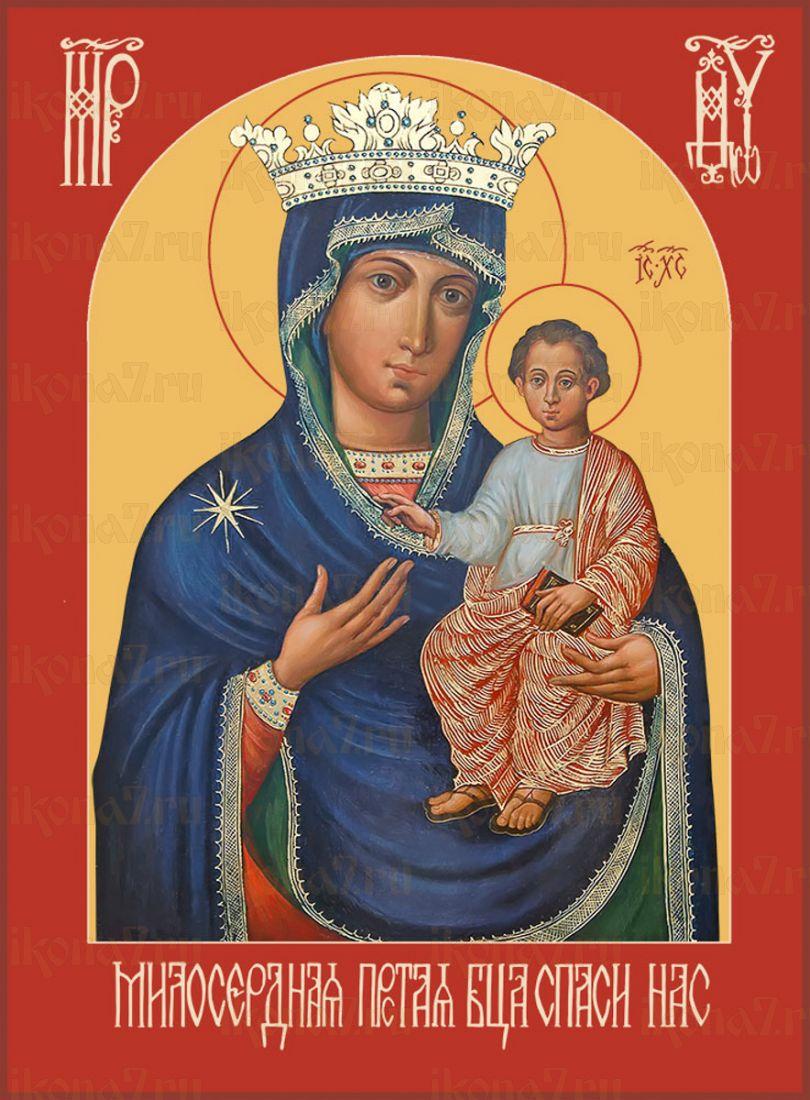 Юровичская икона Божией Матери