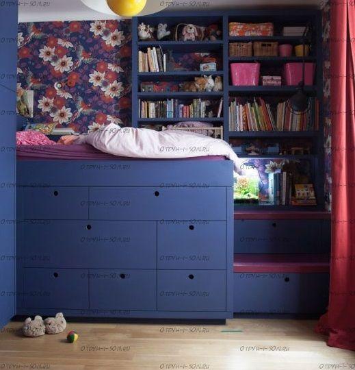 Кровать чердак Фокси №21